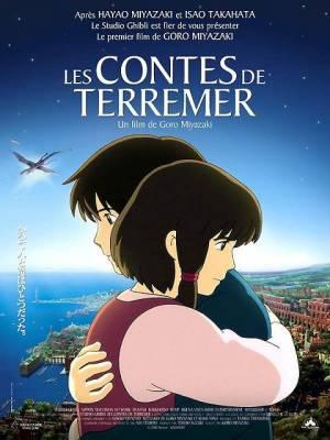 Visuel Contes de Terremer (Les) / Gedo Senki (Films d'animation)