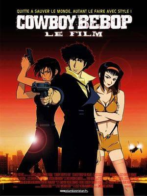 Visuel Cowboy Bebop Le Film / Cowboy Bebop, tengoku no tobira (Films d'animation)