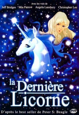 Visuel Dernière Licorne (la) / The Last Unicorn (Films d'animation)