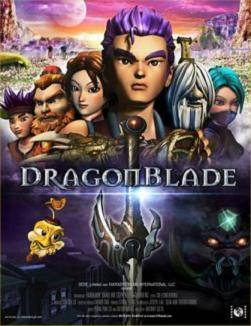 Visuel Dragonblade / Dragonblade: the Legend of Lang (Films d'animation)