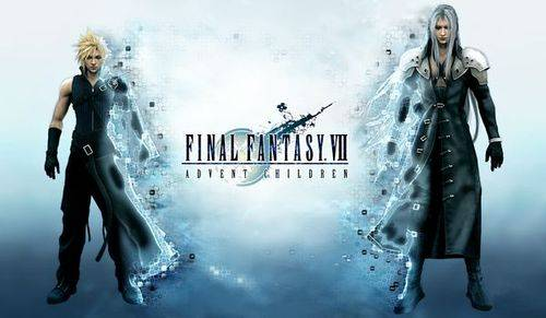 Visuel Final Fantasy : Advent Children / Final Fantasy : Advent Children (Films d'animation)