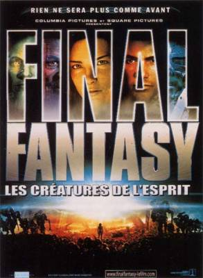 Visuel Final Fantasy - Les créatures de l'esprit / Final Fantasy: The Spirits Within (Films d'animation)
