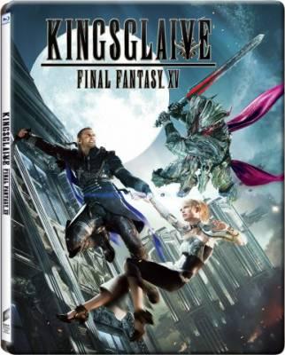 Visuel Kingsglaive Final Fantasy XV / Kingsglaive Final Fantasy XV (Films d'animation)