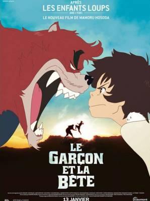 Visuel Garçon et la Bête (Le) / Bakemono no ko (バケモノの子) - The Boy and the Beast (Films d'animation)
