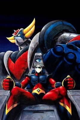 Visuel Goldorak - L'Attaque du Dragosaure / Grendizer, Getter Robo G, Great Mazinger Kessen ! Daikaijuu ! (Films d'animation)