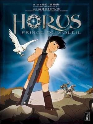 Visuel Horus, prince du Soleil / Taiyô no Ôji : Horus no Daibôken (Films d'animation)