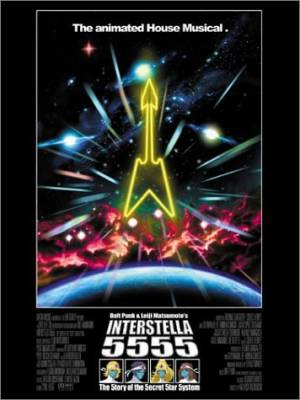 Visuel Interstella 5555 / Interstella 5555 (Films d'animation)
