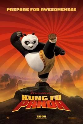 Visuel Kung Fu Panda / Kung Fu Panda (Films d'animation)