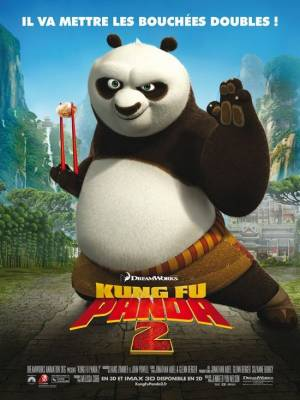 Visuel Kung Fu Panda 2 / Kung Fu Panda 2 - The Kaboom of Doom (Films d'animation)