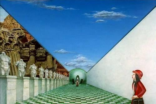 Visuel Voyage (Le) / Tabi (旅) (Films d'animation)