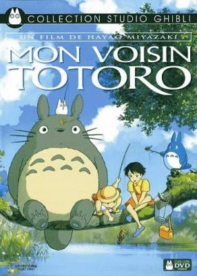 Visuel Mon voisin Totoro / Tonari no Totoro (Films d'animation)