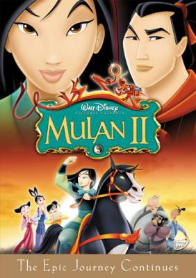Visuel Mulan 2 : La mission de l'Empereur / Mulan 2 (Films d'animation)