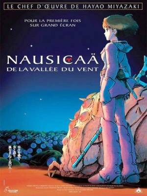Visuel Nausicaä de la vallée du vent / Kaze no Tani no Naushika (Films d'animation)