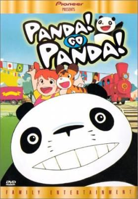 Visuel Panda Petit Panda : Le Cirque sous la pluie / Panda Kopanda - Amefuri Circus no Maki (Films d'animation)