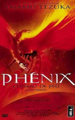 Visuel Phénix, l'oiseau de feu (Space Firebird) / Hi no Tori 2772 - Ai no Cosmozone (Films d'animation)