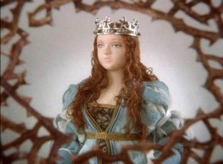 Visuel Princesse Endormie (La) / Ibara-hime mata wa Nemuri-hime<br /> Sípková Ruzenka aneb Spici krasavice (Films d'animation)