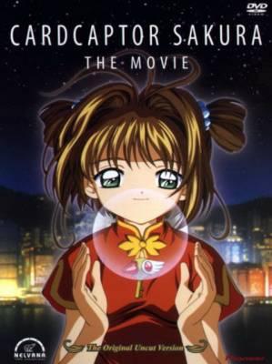 Visuel Sakura, Chasseuse de Cartes - Film 1 : Voyage à Hong-Kong / Cardcaptor Sakura - The Movie (Films d'animation)