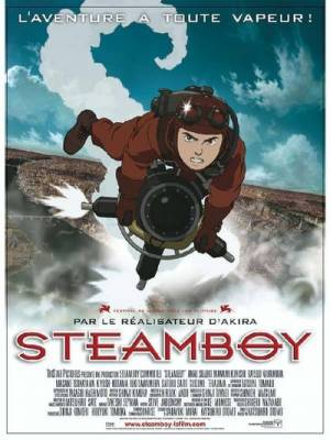 Visuel Steamboy / Steamboy (Films d'animation)