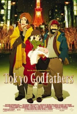 Visuel Tokyo Godfathers / Tokyo Godfathers (Films d'animation)