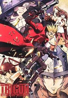 Visuel Trigun: Badlands Rumble / Trigun: Badlands Rumble (Films d'animation)