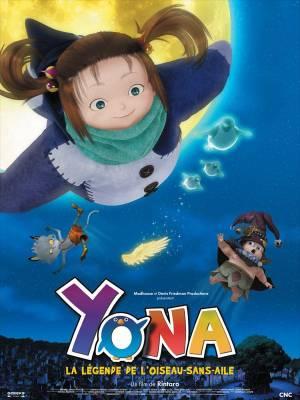 Visuel Yona, la légende de l'oiseau sans aile / Yona Yona Penguin (Films d'animation)