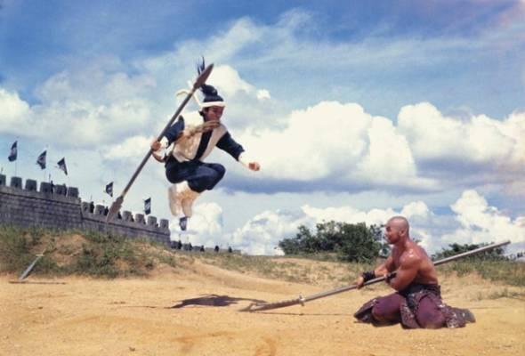Visuel 13 fils du dragon d'or / The Heroic Ones - Shi san tai bao (Films)