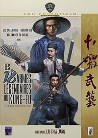 Visuel 18 armes légendaires du kung-fu (Les) / Shih ba pan wu yi (Films)