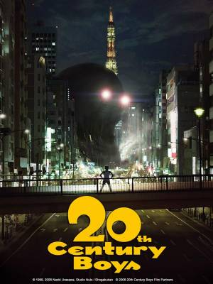 Visuel 20th Century Boys / 20-seiki shonen (Films)