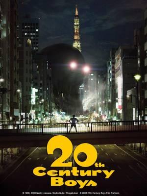 Visuel 20th Century Boys / 20-seiki shonen (Films)