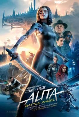 Visuel Alita, Battle Angel / Alita, Battle Angel (Films)