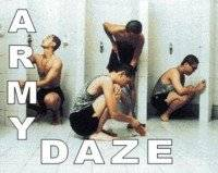 Visuel Army Daze / Army Daze (Films)
