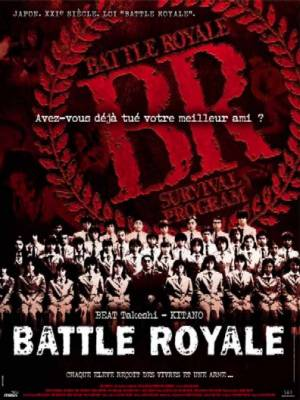 Visuel Battle Royale / Battle Royale (Films)