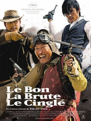 Visuel Bon, la brute et le cinglé (Le) / Joheunnom nabbeunnom isanghannom (Films)
