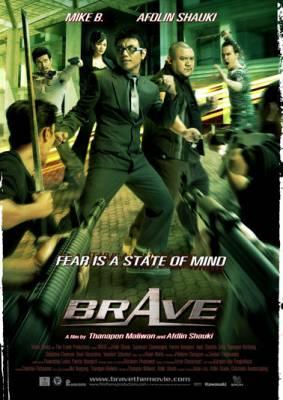 Visuel Brave / Brave (Films)