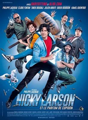 Visuel Nicky Larson et le Parfum de Cupidon / Nicky Larson et le Parfum de Cupidon (Films)