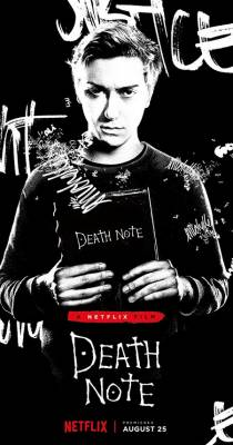 Visuel Death Note (2017) / Death Note (Films)