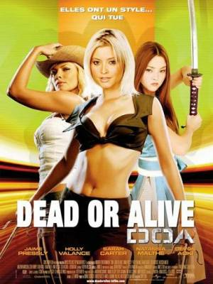 Visuel Dead or Alive - DOA / Dead or Alive - DOA (Films)