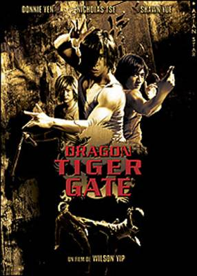 Visuel Dragon Tiger Gate / Lung Fu Moon (Films)