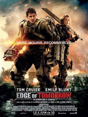 Visuel Edge of Tomorrow / Edge of Tomorrow (Films)