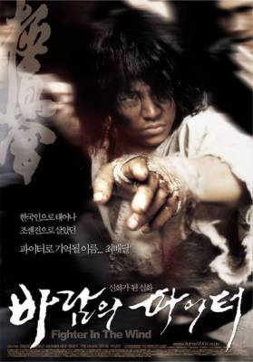 Visuel Fighter in The Wind / Fighter in The Wind (Films)