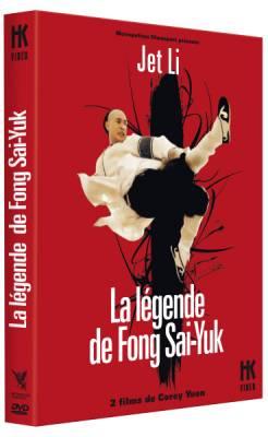 Visuel Légende de Fong Sai-Yuk / Fong Sai Yuk (Films)