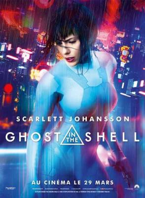 Visuel Ghost in the Shell / Ghost in the Shell (Films)