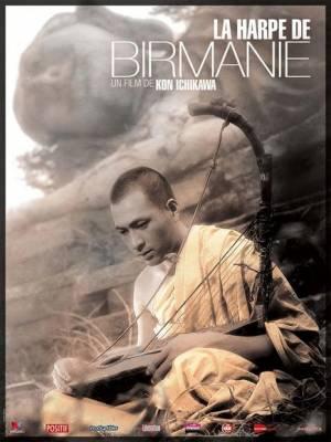 Visuel Harpe de Birmanie (La) / Biruma no Tategoto (Films)