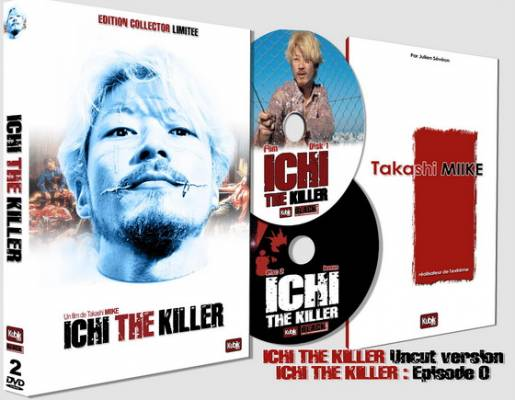 Visuel Ichi the Killer / Koroshiya Ichi (Films)