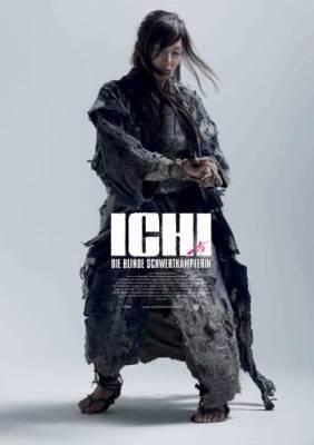 Visuel Ichi, la femme samouraï / Ichi (Films)