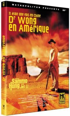 Visuel Il était une fois en Chine 6 - Dr Wong en Amérique / Wong Fei Hung: Chi sai wik hung see (Films)