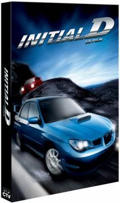 Visuel Initial D / Initial D (Films)