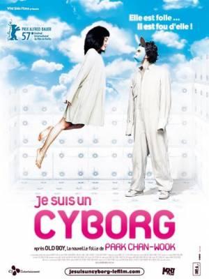 Visuel Je suis un cyborg / Je suis un cyborg (Films)