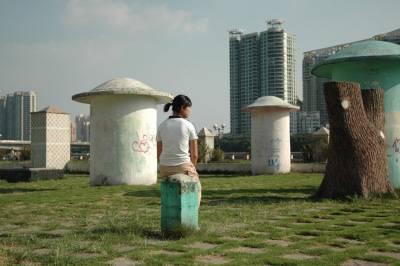 Visuel Portrait de femmes chinoises / Knitting - Niu lang zhi nu (Films)