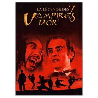 Visuel Légende des 7 vampires d'or (La) / The legend of the seven golden vampires (Films)